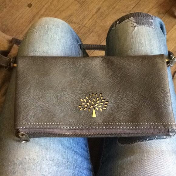 Mulberry Crossbody Bag Grey Handbag. M 5b0861079a9455280cf96192 c011c554a1749